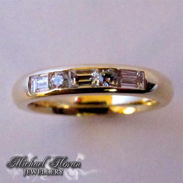 Michael Horan Jewellery High Quality Bespoke Wedding Rings Gallery